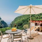 Landscape of the Amalfi Coast