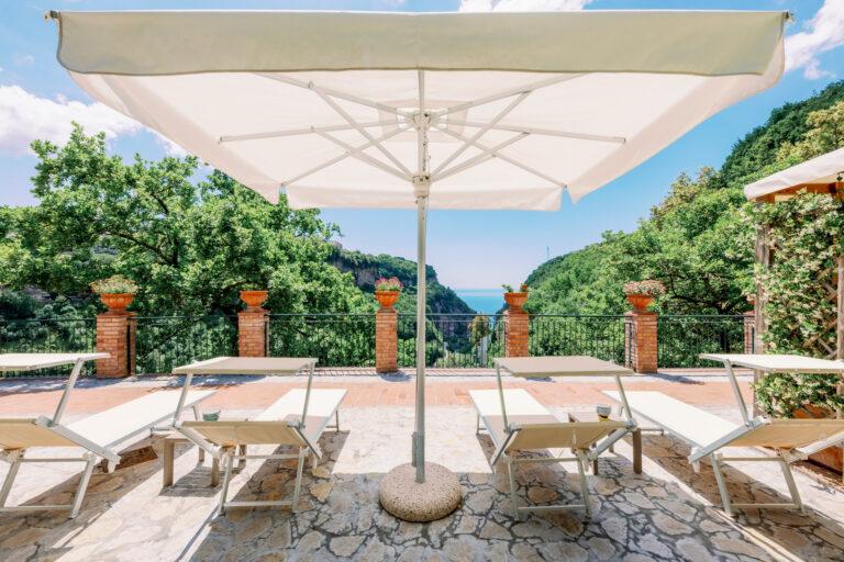 Villa Sant'Alfonso Terrace