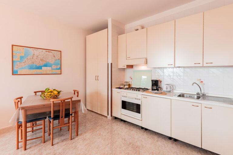 Fully equipped apartment at Villa Sant'Alfonso