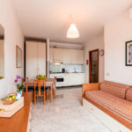 Fully equipped kitchen at Villa Sant'Alfonso