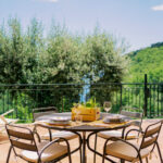 lunch at Villa Sant'Alfonso
